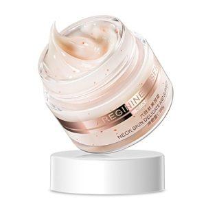 Crème pour le cou, Crème 100g de soin de peau de cou Anti-rides serrant la crème de raffermissement de raffermissement hydratant