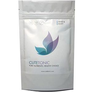 Cutetonic Poudre de citrate de citrulline 100% pure (250g)