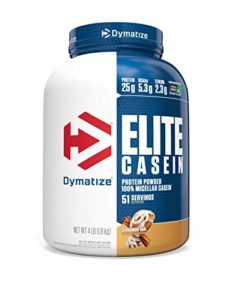 Dymatize Nutrition Elite Whey Berry 324g