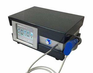 équipement à ondes de choc extracorporel soulagement des douleurs articulaires à la physiothérapie