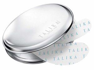 Eye Therapy Patch – Talika – Patch regard lissant résultat immédiat – Patch anti-cernes et anti-poches – Patch réutilisable – Masque contour des yeux – Soin yeux fatigués – Boitier de 6 patchs yeux