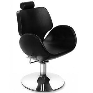 Fauteuil de barbier salon de coiffure barbiers chaise esthétique beauté barbier professionnel 205172