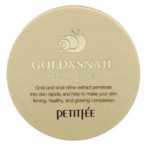 Gold & Snail Hydrogel Eye Patch (60 pcs) by Petitfee by Petitfee