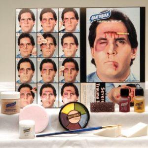 Graftobian 181575 sévère trousse de maquillage de traumatologie
