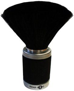 Head Jog HT61412 Balai à cou avec manche en caoutchouc (Noir)