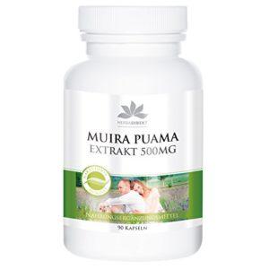 Herbadirekt – extrait de MUIRA PUAMA 500 MG –