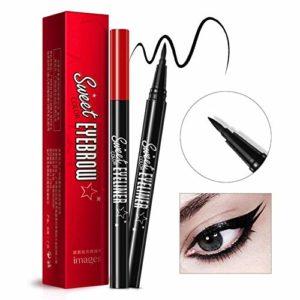 Huoju New Noir Waterproof Liquid Eyeliner Eye Liner Pencil Pen