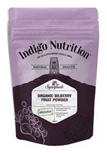 Indigo Herbs Poudre de Myrtille Bio 50g