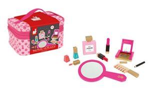 Janod Jeu de Maquillage Little Miss, J06514, Rose