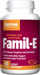 Jarrow Formulas – Famil-E 60 Gélules
