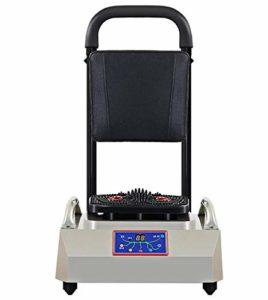 JING Multi-Fonction Pied de Massage Machine, Spirale Tremor Circulation Sanguine Machine Massage Pied Masseur santé Pied Machine