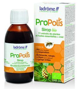 Ladrôme – Propolis + thym bio Sirop – Ladrôme