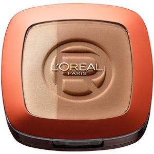 L'Oréal Paris – Glam Bronze Duo – Poudre bronzante – 102 Brunette Harmony