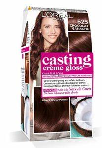 L'Oréal Paris Casting Crème Gloss Coloration Ton Sur Ton Sans Ammoniaque 5.25 Chocolat Ganache