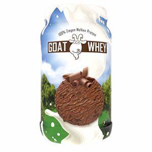 LSP Goat Whey (le petit-lait de la chévre) (Chocolat, 600g)