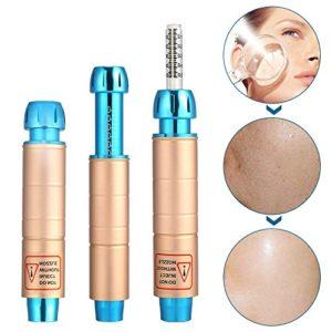 Massager nano automatique de stylo intelligent de Derma 3D, retrait anti-vieillissement de ride d'injecteur micro d'acide hyaluronique d'injection de nébuliseur d'aiguille