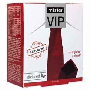 Mr VIP – Ginseng, l-arginine, coenzyme Q10, maca et tribulus terrestris ✦ Endurance ✦ Résistance