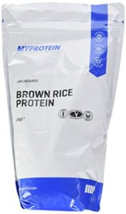 My Protein Riz Brun Sac de Protéine 1 kg