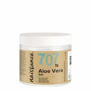 Naissance Gel d'Aloe Vera (n° 707) – 200g – vegan, non testé sur les animaux – apaisant et rafraîchissant pour la peau