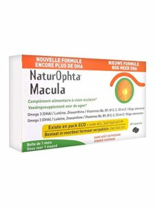 NaturOphta Macula 60 Capsules