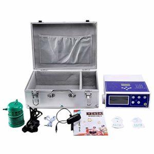 Négatif ion bulle pied détoxification instrument hydrogène bulle pied instrument de santé outil HENGTONG instrument de désintoxication instrument