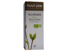 Nuvi Laboratoires – Allergie – Complexe Gemmothérapie 30 Ml