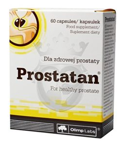 Olimp Lab Prostatan 30 Caps contributes to maintain a healthy prostate, enriched with lycopene and zinc amino acid chelate ALBION®.