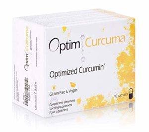 Optim Curcuma Longvida – 90 capsules – Curcumine Optimisée hautement assimilable