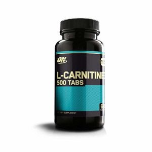 Optimum Nutrition Diet and Weightmanagement L Carnitine 60 Tablettes