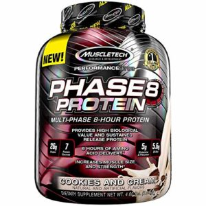 Phase 8 – 2 kg – Cookie – Muscletech