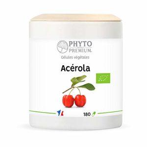 PHYTOPREMIUM Acerola Fruit 330 mg Bio