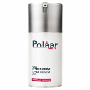 Polaar – Men – Gel Hydraboost Energisant au Ginseng et à l'Olivier de Sibérie – 50 ml