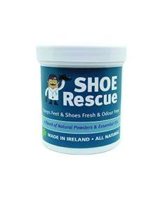 Poudre de chaussures 100g élimine les odeurs de chaussures et de pieds Développé par un podologue agréé, un remède déodorant naturel Élimine les odeurs et aide à rafraîchir les chaussures et les pieds
