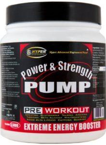 Pre Workout supplément Power Strengt Pump Gr 1000 Avec Créatine, Glutamine, Taurine, Arginine, Tyrosine, acide alpha-lipoïque, Beta Alanine, caféine, guarana, Bodybuilding. Augmenter la masse musculaire (la masse corporelle maigre). L'énergie pour les sports,