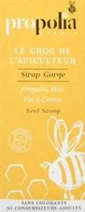 Propolia Sirop Gorge Propolis/Miel/Pin/Citron) 145 ml