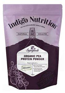 Protéines de Pois Bio en poudre – 1kg (Protéines Vegan)