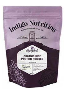 Protéines de Riz en poudre Bio – 500g (Protéines Vegan)
