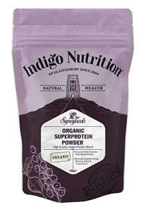 Protéines Végétales Bio en poudre – Super Protein Mix – 100g (Certifiées Biologique)