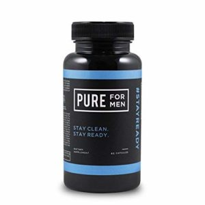 Pure for Men (60 Capsules à l'aloès)