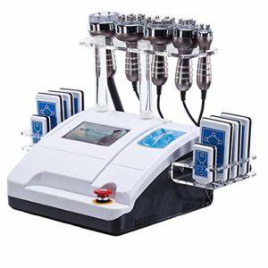 Radio fréquence équipement machine minceur 5in1 40 kHz LiPo contour commercial de cavitation ultrasonique liposuccion