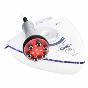 RF Radio Fréquence Thermique Beauté Machine de Visage Traitement pour le Rajeunissement de Peau Anti-rides Anti Acné et Cicatrice, la Promotion de Régénération de Collagène avec Sonde de Mise à Niveau