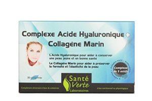 Santé Verte – Acide Hyaluronique 130 mg – 30 comprimés