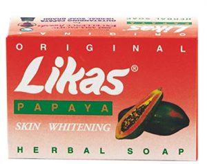 Savon Likas Papaya Authentique