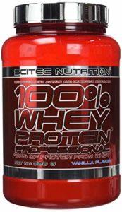 Scitec Nutrition 100% Whey Protein Professional protéine vanille 920 g