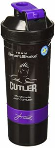 smartshake 800 ml Shaker Jay Cutler Signature Series