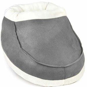 Snug In Boot© chauffe pied- SANS Électricité ni USB – chaleur instantanée – La solution pour la mauvaise circulation, l'arthrose des pieds – À la maison ou au bureau – léger et confortable – Cadeau id