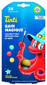 Tinti – Bain Magique 3 Boules
