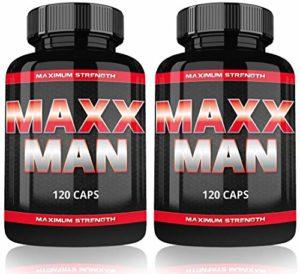 Vargpower MaxxMann Lot de de 240 gélules pour une croissance accélérée des muscles
