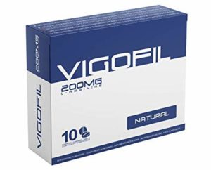 Vigofil 200mg 10 Comprimés | Action Instantanée, Effet Prolongé, Sans Contre-indications, 100% Naturel