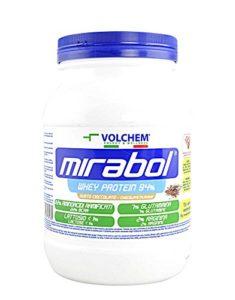 Volchem Mirabol Protéine de petit-lait 94%, 750grammes, vanille